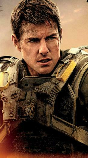Tom Cruise In Edge Of Tomorrow   Tom Cruise In Action 1435549