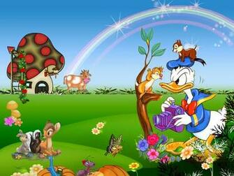 cartoon garden wallpaper cartoon wallpaper screensavers