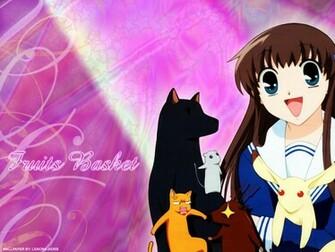 Fruits Basket Anime Manga Wallpaper 04