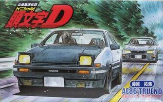 72 Initial D Wallpapers on WallpaperPlay