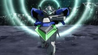 Wallpapers Backgrounds   Mobile suit gundam 00 psp themes wallpapers