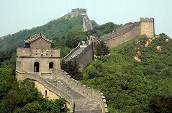 Wall of China Widescreen Photo   Travel HD Wallpapers
