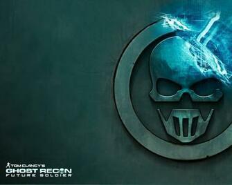 Computer desktop meet badass skull logo