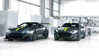 2018 Aston Martin Rapide AMR Vantage AMR Pro Wallpaper HD Car