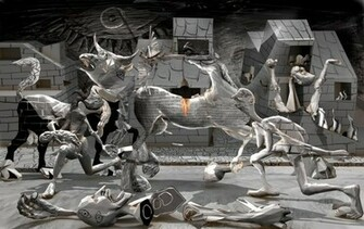 Guernica by Polygonist