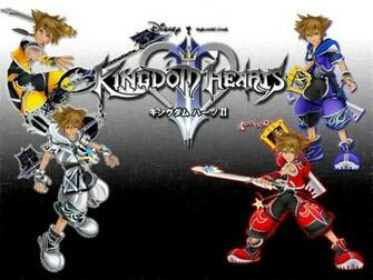 Kingdom Hearts Games Pictures