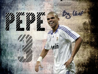 World Sports Hd Wallpapers Real Madrid Pepe Hd Wallpapers