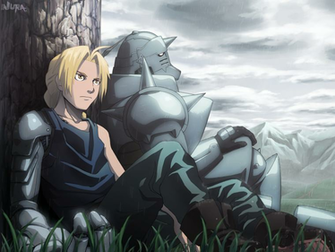 FullMetal Alchemist Full HD Wallpaper and Background