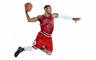 Derrick Rose 2013 Chicago Bulls NBA USA Hd Desktop Wallpaper