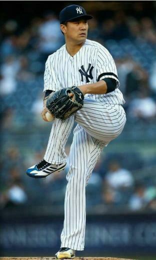 TANAKA With images New york yankees baseball
