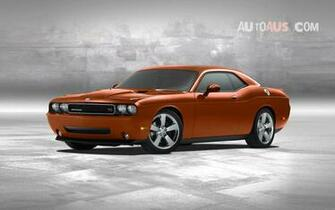 Dodge Challenger RT Wallpaper Image
