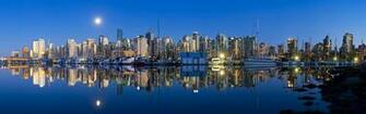 Vancouver Computer Wallpapers Desktop Backgrounds 3840x1200 ID