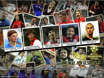 Famous Football Players Wallpapers Football Wallpapers and Videos