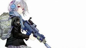 Sniper Anime Girl