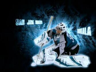 NHL Wallpapers   Vesa Toskala San Jose Sharks wallpaper