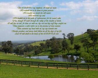 Psalm 23 Holy
