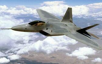 Lockheed Martin F 22 Raptor wallpaper 12152