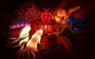 Best 41 Tailed Beasts Wallpaper on HipWallpaper Tailed Beasts