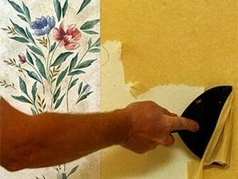 How To Remove Wallpaper DIY Pinterest
