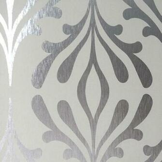 Candice Olson Gray Stardust Wallpaper   Wall Sticker Outlet