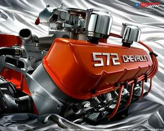 Powerful Engines Wallpapers chevrolet 572 wallpaper