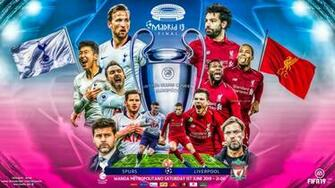 TOTTENHAM   LIVERPOOL CHAMPIONS LEAGUE FINAL 2019 by jafarjeef on