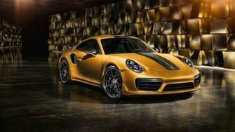 Porsche 911 Turbo S Exclusive Series UHD 4K Wallpaper Pixelz