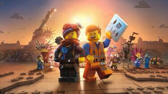 The Lego Movie 2 Videogame Wallpapers