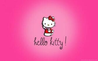 Hello Kitty Desktop Wallpapers