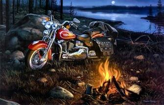 Harley davidson desktop and make this Harley davidson desktop for your