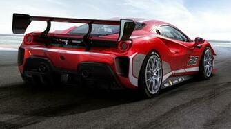 Ferrari 488 Challenge Evo 2020 4K Wallpaper HD Car Wallpapers