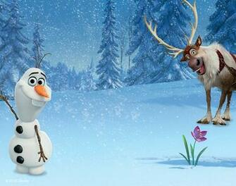 Olaf Frozen Disney Movie Hd Background Wallpaper For Apple Pictures