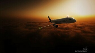 A320 3d Model HD Wallpaper FullHDWpp   Full HD Wallpapers 1920x1080