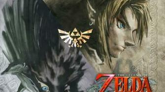 1366x768 Zelda Twilight Princess desktop PC and Mac wallpaper