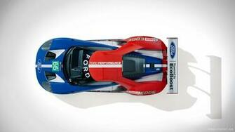 Le Mans Ford GT 2016 HD Wallpaper   iHD Wallpapers