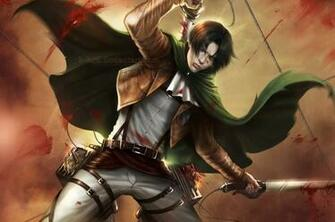 Captain Levi Iphone Wallpaper Aot captain levi wallpaper1