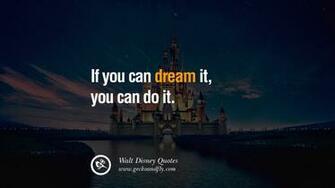 Walt Disney Quotes Wallpaper