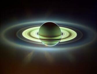 Desktop Wallpaper Planet Saturn