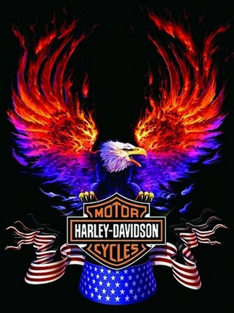 Harley Davidson Logo Wallpaper 6820 Hd Wallpapers in Logos   Imagesci