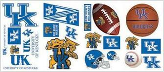 University Of Kentucky Wallpaper Border