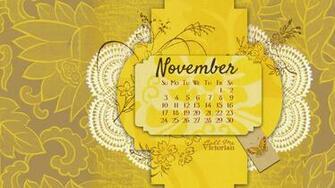 November 2013 Desktop Calendar Wallpaper Call Me Victorian