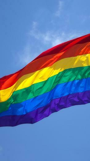 Pride HD Widescreen and iPhone Wallpapers Gay Pride Rainbow