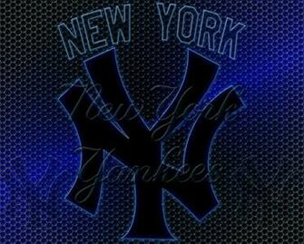 New York Yankees Logo Grid Wallpaper Download Wallpaper