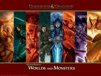 Dungeons and Dragons HD Wallpapers