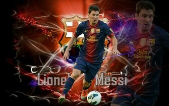 Football Lionel Messi hd New Nice Wallpapers 2013