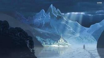 Juegos de Frozen Paisaje de Arendelle de Frozen Descargar Fondos