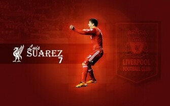 luis suarez liverpool number wallpaper