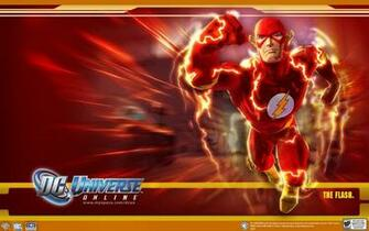 DC Universe Online   Flash desktop wallpaper