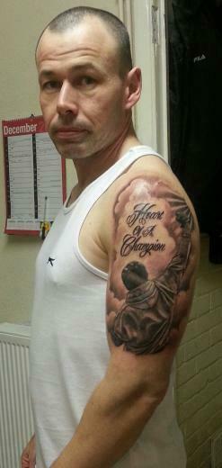 rocky balboa tattoo   Rocky Photo 36222815