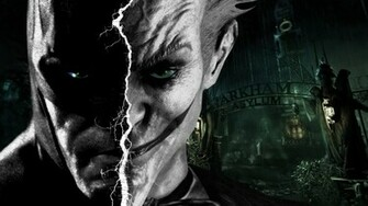 Video Game   Batman Arkham Asylum Wallpaper